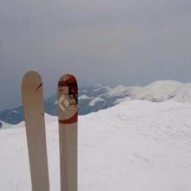 知床半島 山スキー 2011/3/18-22