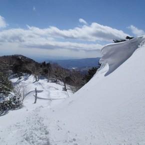 那須 大佐飛山 2014/2/22-23
