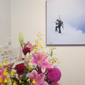 個展に行ってきた 2014/9/27