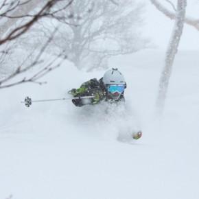 戸隠パウダーキャンプ(第11回) 2015/1/31-2/1