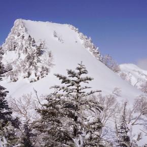 前武尊山 荒砥沢 2015/2/28