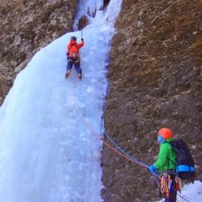 西上州 荒船山 艫岩 昇天の氷柱 2015/2/28