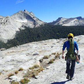 Yosemite(Tuolumne)クライミング 2016/7/1-18