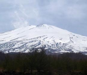 富士山須走口スキー 2011/5/25