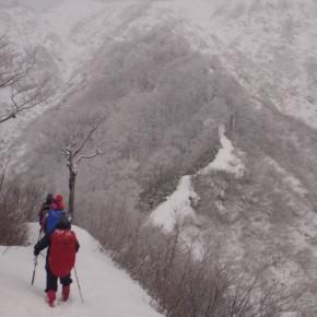 飯豊 疣岩山 2012/11/24-25