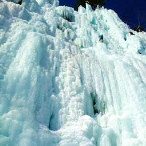 韓国 アイスクライミング 2013/2/9-12