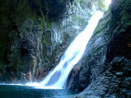 立合川大滝
