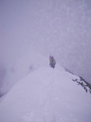2014.11.22-23初冬の早月尾根 063